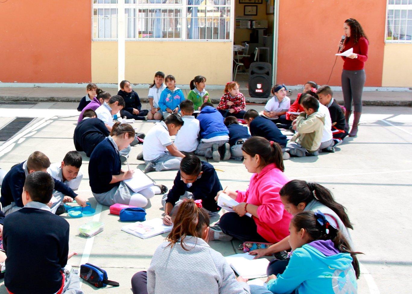 ¡Más de 30 millones de pesos al programa escuelas de tiempo completo!