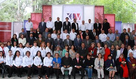 ¡Inauguran festejos del XLV aniversario del CRENA!