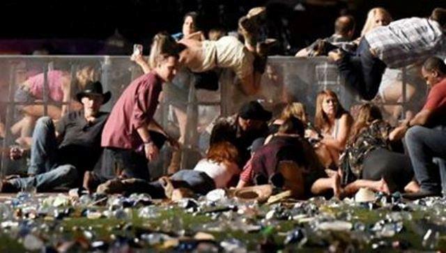 ¡58 muertos y 515 heridos tras ataque en Las Vegas!
