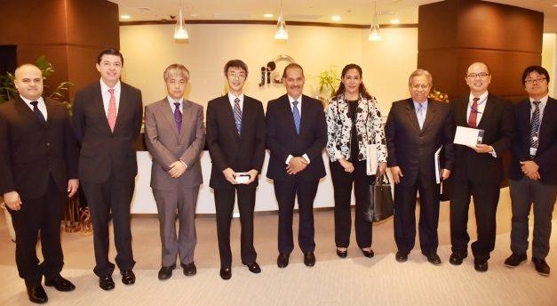 ¡Gobierno del Estado y agencia japonesa de cooperación internacional acuerdan reforzar programa de capacitación!
