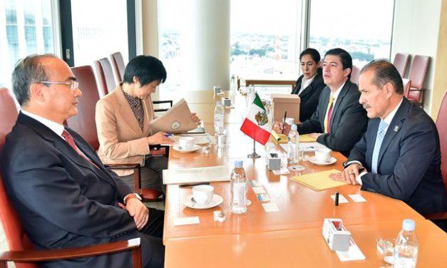 ¡Nissan y Yorozu reconocen a Aguascalientes como su socio comercial más fuerte en México!