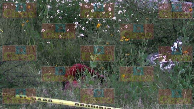 ¡Identificaron al motociclista muerto en la carretera 45 en Fresnillo!