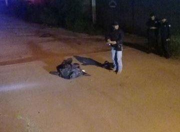 "¡Ciclista murió embestido por un vehículo ""fantasma"" en Aguascalientes!"