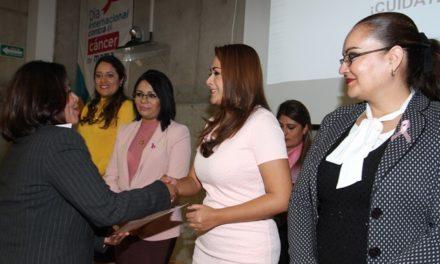¡Fomenta Municipio cultura de prevención para evitar cáncer de mama!
