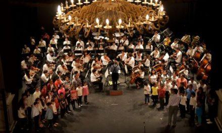 ¡Participarán la Orquesta Sinfónica y el Coro Infantil de Jesús María en la Semana Cultural María Izquierdo de San Juan de los Lagos!