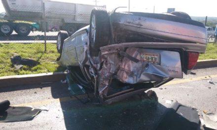 ¡Falleció otra víctima del accidente en el que un tráiler derribó un puente en Aguascalientes!