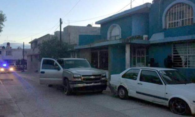 ¡Tras persecución y enfrentamiento, elementos de la METROPOL detuvieron a 2 sicarios en Guadalupe, Zacatecas!