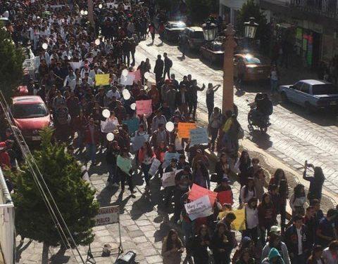 ¡Indignación por el asesinato de la estudiante en Guadalupe; ya van 30 feminicidios en Zacatecas!