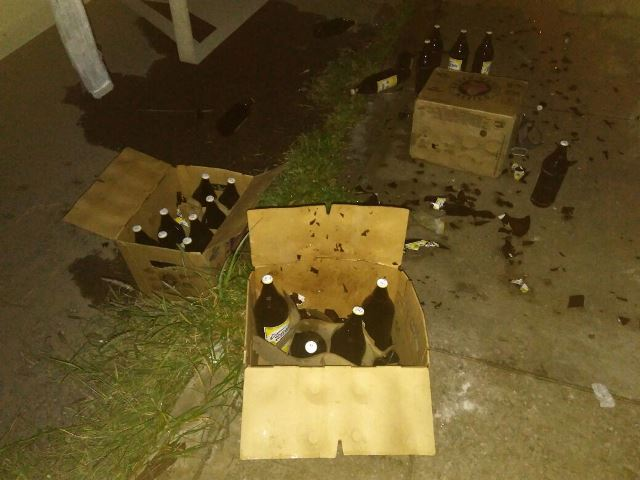 ¡Tráiler cargado con cerveza robado en Zacatecas fue recuperado en Aguascalientes!