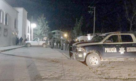 ¡Falleció otro policía municipal por el ataque a la Comandancia de Cañitas de Felipe Pescador!