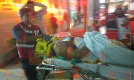 ¡Grave joven agredido a batazos en Lagos de Moreno!