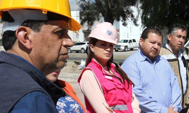 ¡Continúa Municipio de Aguascalientes mejorando sus principales vialidades!