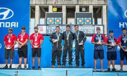 ¡Hidrocálidos ganan para México primer lugar en el Campeonato Mundial Juvenil de Tiro con Arco!