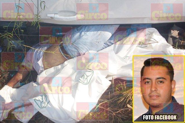 ¡1 muerto y 1 lesionada tras volcadura de un automóvil en Lagos de Moreno!