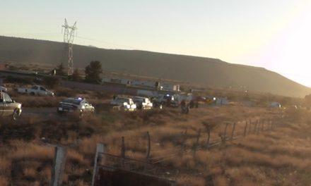 ¡1 muerto y 3 lesionados tras fuerte accidente en Enrique Estrada, Zacatecas!