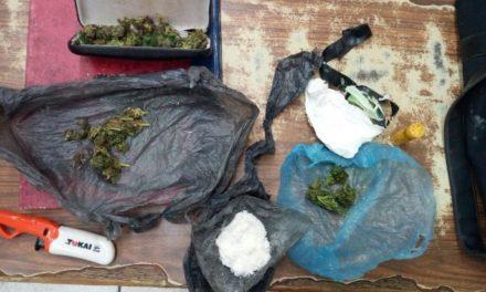¡Detuvieron a 2 michoacanos con drogas en la Central Camionera de Aguascalientes!