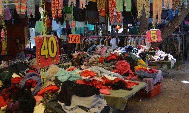 ¡ISSEA recomienda extremar precauciones sanitarias al comprar ropa usada!