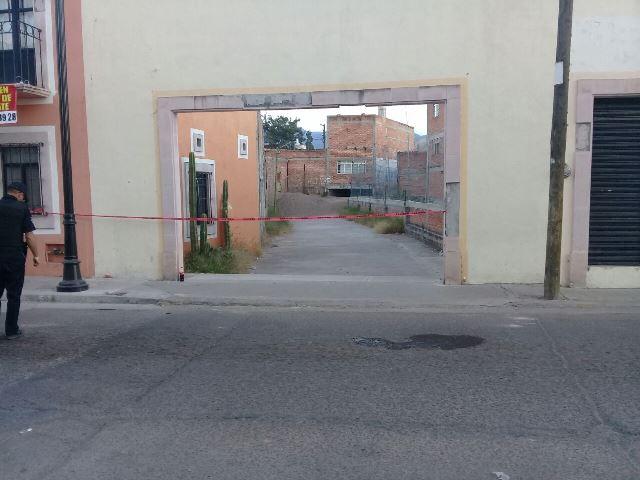 ¡Delincuente fue abatido a balazos tras un robo por un policía municipal de Aguascalientes!