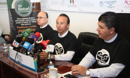 ¡Aguascalientes ocupa el tercer lugar nacional en vasectomía sin bisturí!