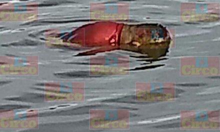 ¡Hallaron a un joven ahogado en la Presa de Rivera en Fresnillo!