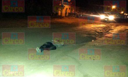 ¡Hombre fue asesinado de una puñalada en el pecho en Ojuelos, Jalisco!
