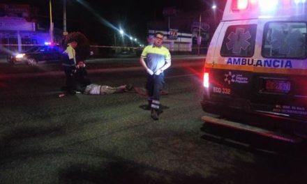 """¡Sexagenario falleció atropellado por un vehículo """"fantasma"""" en Aguascalientes!"""