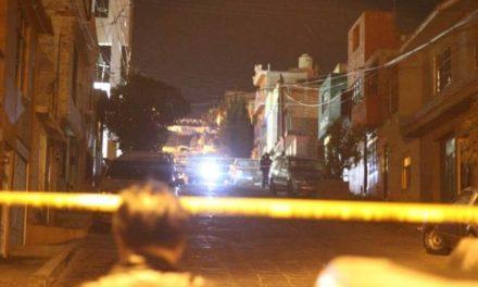 ¡Hombre fue ejecutado en la colonia Minera en Zacatecas!