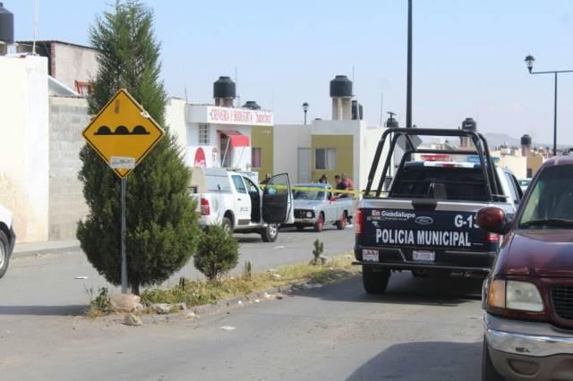 ¡Grave hombre al que intentaron ejecutar a balazos en Guadalupe, Zacatecas!