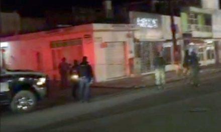 ¡Agentes ministeriales protagonizaron enfrentamiento con delincuentes en Fresnillo!