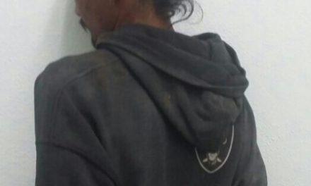 ¡Desquiciado sujeto amenazó con matar a su hija de 2 años con un cuchillo en Aguascalientes!