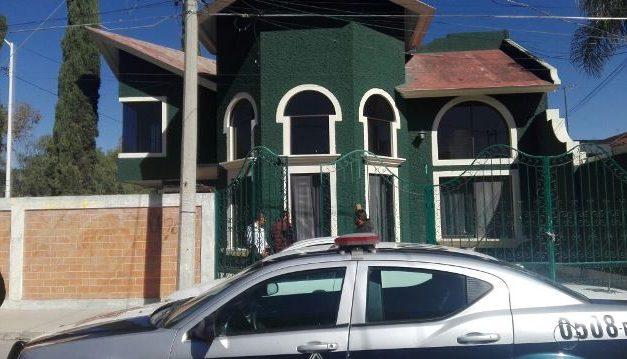 ¡Detuvieron a sujeto que allanó una residencia que fue ocupada por integrantes de la delincuencia organizada en Aguascalientes!