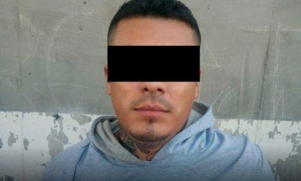 ¡Sanguinario secuestrador buscado en el Estado de México fue detenido en Aguascalientes!