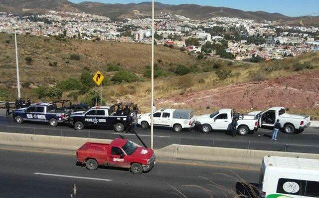 ¡Hallaron a 2 hombres ejecutados en Guadalupe, Zacatecas!