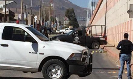 ¡Junto a un puente vehicular ejecutaron a un hombre en Guadalupe, Zacatecas!