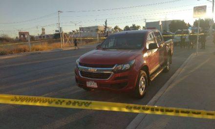 ¡Sicario ejecutó a estudiante en Aguascalientes afuera de un colegio!