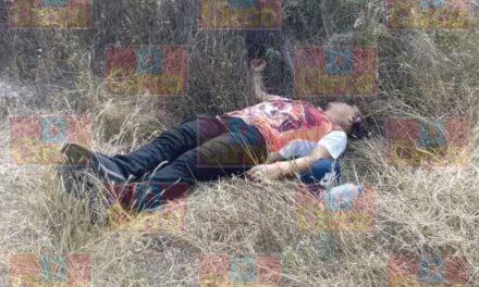 ¡Ejecutaron a 2 sujetos y 1 mujer en Unión de San Antonio, Jalisco!