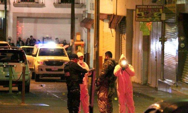 ¡Hombre fue ejecutado en el Centro Histórico de Guadalupe, Zacatecas!