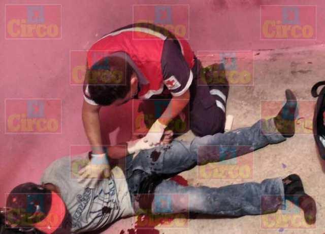 ¡Adolescente golpeó a su pareja sentimental y trató de suicidarse en Lagos de Moreno!