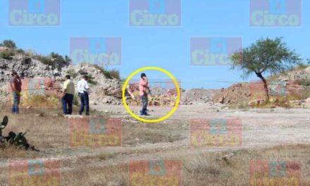 ¡Una mujer fue ejecutada de un disparo cerca de unas ladrilleras en Plateros, Fresnillo!