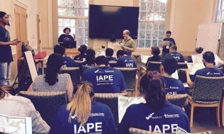 ¡Maestros de inglés participan en certificación a cargo de la Asociación Interamericana para la Educación!