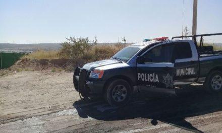¡Policías municipales evitaron que una persona se quitara la vida en Aguascalientes!