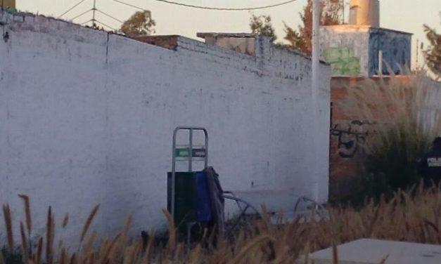 ¡Desconocido se quitó la vida ahorcándose en el Infonavit Pirules en Aguascalientes!