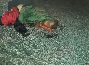 ¡Hombre en silla de ruedas resultó herido tras ser embestido por motociclista en Aguascalientes!