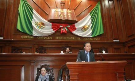 ¡Director general del IEA informa resultados ante LXIII Legislatura del Congreso del Estado!