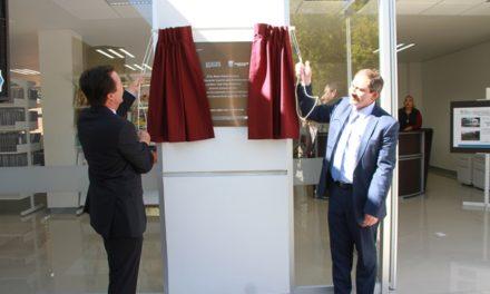 ¡Inauguran Edificio Polivalente en la Escuela Normal Rural Justo Sierra Méndez!
