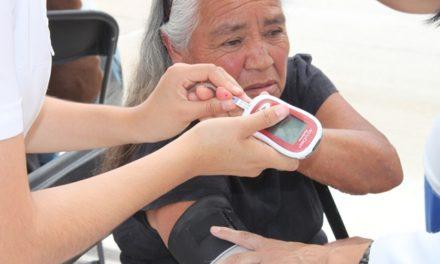 ¡Estilo de vida saludable es clave para prevenir y controlar la diabetes!