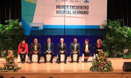 ¡Primer encuentro Hospital Hermano para compartir experiencias de enfermeras!