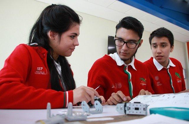 ¡IEA y SEP promueven becas entre alumnos de educación media superior contra el abandono escolar!
