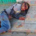 ¡Intentaron ejecutar a un hombre de 5 balazos en Fresnillo!
