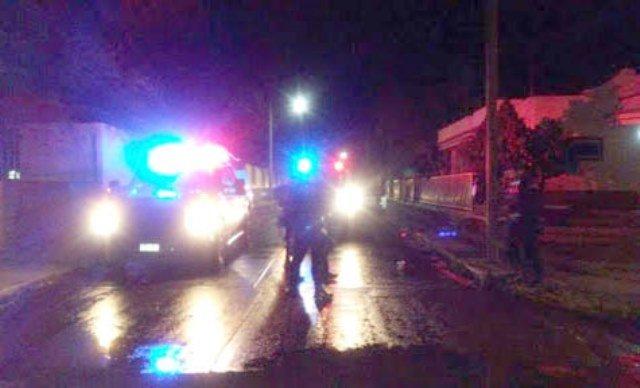 ¡Intentaron ejecutar a 3 hombres afuera de una tienda en Zacatecas y están graves!
